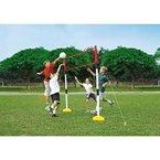 VOLLEYBALL Badminton kurz Tennis Outdoor Garten Spaß, Spielen Sie Spiele Set 3in1
