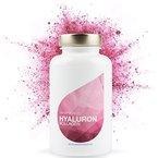 LEOVita Hyaluron Kollagen • Anti Aging • für ein gesundes, frisches und glattes Hautbild • Hyaluronsäure hochdosiert + Kollagen-Hydrolisat • 100 Kapseln • hergestellt in Deutschland • 100% Zufriedenheitsgarantie