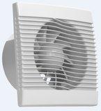 Badlüfter Badventilator Ø 100mm 100 mm Lüfter Ventilator Deckenlüfter Wandlüfter Ventilator Einbaulüfter Bad Küche Kleinraum
