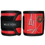 Magnetisches Armband Paar Set von Belle Vous - Die starken N35 Magnete können schwere Werkzeuge, wie zum Beispiel Schraubenzieher, Steckschlüssel, Stiftschraube, Schraubenmutter, Schraubenschlüssel und Nägel halten- Der Beste Werkzeug Halter für Ihre Arbeit.
