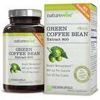 NatureWise Grüner Kaffee Extrakt 800
