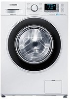 Samsung WF70F5EB Waschmaschine / A+++ / Frontlader / 7 kg / weiß / Schaumaktiv Technologie / Digitaler Inverter Motor / Smart Check