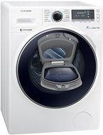 Samsung WW90K7405OW/EG Waschmaschine FL / A+++ / 151 kWh / Jahr / 1400 UpM / 9 kg / Add Wash / WiFi Smart Control / Super Speed Wash / Digital Inverter Motor / weiß