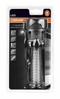 OSRAM LEDguardian SAVER LIGHT Plus, LED-Sicherheitsleuchte mit eingebautem Notfall-Hammer und Gurtschneider, Taschenlampe mit 12 langlebigen LEDs als Warnlicht-Funktion im Haltegriff, LEDSL101, Blister (1 Stück)