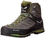 Salewa MS Rapace GTX 00-0000061320 Herren Trekking- & Wanderstiefel, Grau (Pewter/Emerald 4052), 42.5 EU (8.5 Herren UK)