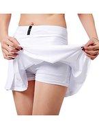 JIMMY DESIGN Damen Tennisrock Minirock Sport weiß - XL