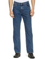 Wrangler Herren Jeans TEXAS W12105096, Regular Fit, 34/ 32, blau (VINTAGE STONEWASH)
