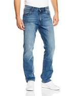 Wrangler Herren Texas Stretch W121BR77K Jeans, Blau (Edgy Blue), 34/32(UK)
