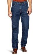 WRANGLER Herren Jeans, Regular Fit, GR. W32/L30 (Herstellergröße: W32/L30), Blau (Darkstone)