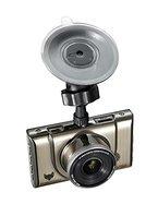 """icefox® 3.0"""" FHD Kamera für das Armaturenbrett ihres Autos mit Nachtsicht, 170° Weitwinkel Objektiv, 12MP, G-Sensor, Digitaler Videorecorder, WDR, 6-Glass-Objektiv und Bewegungserkennung"""
