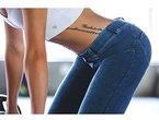 Hosen Der Mittleren Taille Leggings Plus Größe Push-Up-Leggings Hüfte Elastischen Für Freddy Jeans Hosen Bodybuilding
