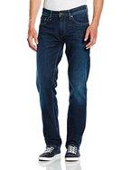 Hilfiger Denim Herren Straight Leg Jeanshose Original Ryan DACO, Gr. W33/L34, Blau (DARK COMFORT 933)