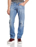 Hilfiger Denim Herren Straight Leg Jeans Ryan FLOU, Gr. W36/L32, Blau (FLORIDA USED 786)