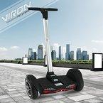 E-Balance Scooter Segwheel Elektroroller Smart Wheel Elektro E-Skateboard E-Board (schwarz)