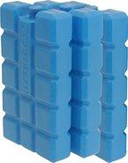 Kühlakkus - Kühlelemente 3er Set Kühlakku iceblocks freeze packs für Kühltaschen Kühlboxen 12h Akkus , iapyx®