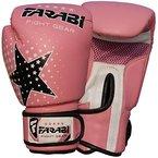 Kinder Boxhandschuhe, Junior Boxhandschuhe, Junior MMA, Muay Thai, Kickboxen und Sandsack -Handschuhe 6 Unzen von Farabi