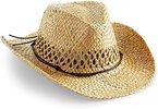 Cowboy Hut | Sommerhut | Strohhut Farbe Natur