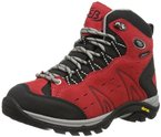 Bruetting MOUNT BONA HIGH, Damen Trekking- & Wanderstiefel, Rot (ROT), 38 EU (5 Damen UK)