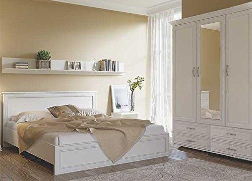 Komplett schlafzimmer vergleich 2018 - Komplett schlafzimmer luca ...