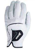 Srixon Herren Leather Handschuh, white, Medium Large, X244WHTML