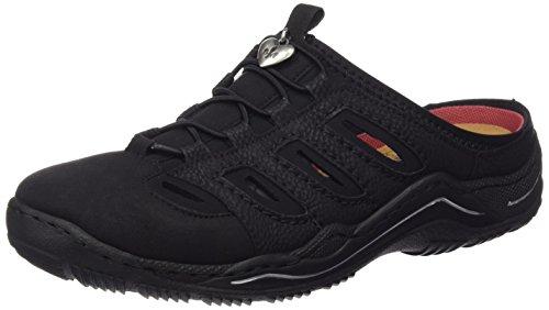 Details zu Rieker Schuhe Women Damen Sandalen Pantoletten Freizeit Slipper Clogs 46391