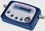 DUR-line SF 2500 digitaler Satfinder zum optimalen ausrichten Ihrer Sat Antenne (Sat Finder, Messgerät, LCD Anzeige)