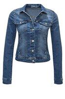 Only Damen Denim Jeans Jacket ONLY19177 Blue Denim M