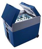 Mobicool W48 AC/DC Elektrische Trolley-Kühlbox, 12 und 230 Volt Anschluss