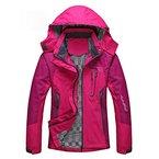 Diamond Candy Wasserdicht Atmungsaktiv Softshell Multifunktions Damen Jacke