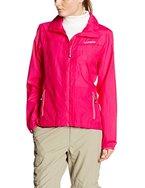SCHÖFFEL Damen Jacke Windbreaker Jacket L, Bright Rose, 42, 20 11386 22738