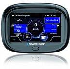 Blaupunkt MotoPilot 43 EU LMU Motorrad Navigation, 4,3 Zoll (10,7 cm) Display, Kartenmaterial Europa, lebenslange Karten-Updates, TMC Stauumfahrung, Bluetooth 2.1 und 4.0, Fahrspurassistent