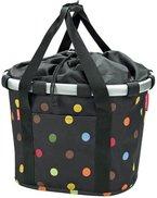 KLICKfix Unisex Fahrradtasche, schwarz, 15 liter, 0303DO