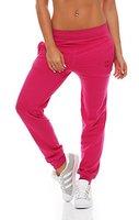 Gennadi Hoppe Jogginghose Damen Trainingshose (M, Pink)