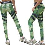 Plus Size Gothic Print Leggings Frauen Fitness Kleidung Hohe Elastische Taille Winter Streifen Workout Leggings Schnelle Trockene Hosen Frauen