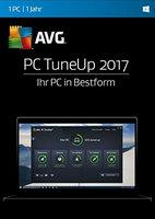 AVG PC TuneUp 2017 1 PC / 12 Monate [Online Code]