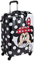 Disney by American Tourister Legends Spinner 75/28 Alfatwist Koffer, 75 cm, 87 Liter, Minnie Dots