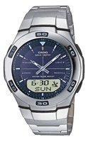 Casio Funkuhren Herren-Armbanduhr Digital Quarzuhrwerk 2758 WVA-105HDE-2AVER