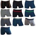 10er Pack Remixx Boxershorts Retroshorts Unterhosen Pants Gr. M 5 L 6 XL 7 2XL 8 (2XL / 8)