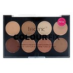 Technic: 8 Color Cream Foundation Contour Palette (28 g)