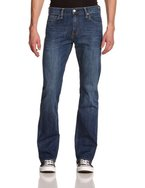 Levi's Herren Jeans 527 Low Boot Cut, W32/L32, Blau (Mostly Mid Blue)