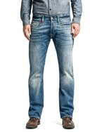 Replay Herren Boot-Cut Jeans Billstrong, Gr. W34/L34 (Herstellergröße: 34), Blau (Blue Denim)