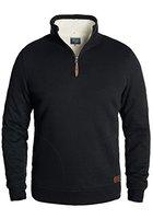 BLEND Tedius 20700201ME Sweatshirt, Größe:L;Farbe:Black (70155)