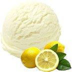 Zitrone Geschmack 333 g Gino Gelati Eispulver für Ihre Eismaschine