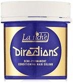 La Riche Directions Unisex Semi Permanent Haarfarbe, lagoon blue, 1er Pack (1 x 89 ml)