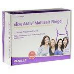 Xlim Aktiv Mahlzeit Vanille-Riegel, 6X75 g