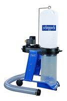 Scheppach Absauganlage HD12 inklusiv Adapter Set, 550 W 230 V 50 Hz, 3906301915
