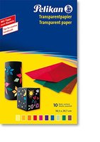 Pelikan 137943 - Transparentpapier, 10 Blatt