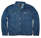 Villainy Denim Co - Jeansjacke - Herren - medium