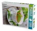 Brennnesseltee 1000 Teile Puzzle hoch (CALVENDO Gesundheit)